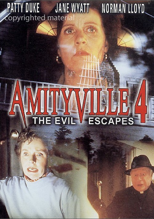 Amityville Horror: The Evil Escapes