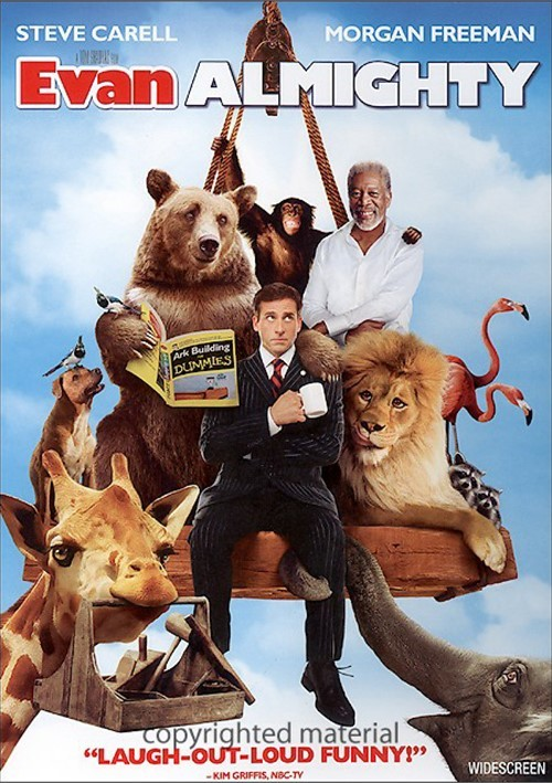 Evan Almighty (Widescreen)