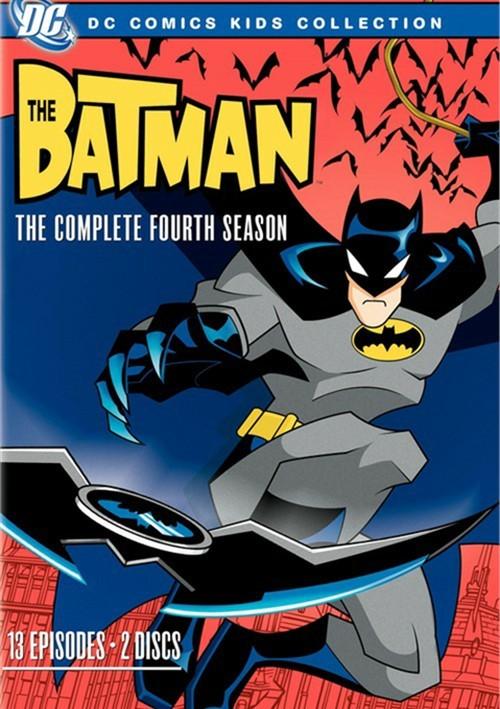 Batman, The: The Complete Fourth Season