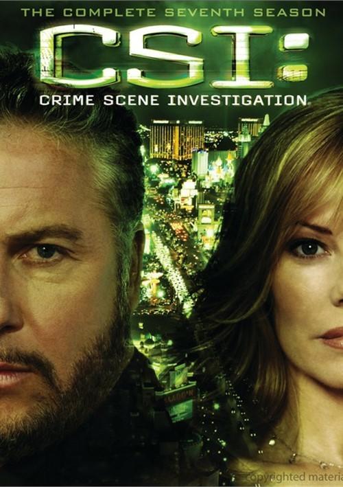 CSI: Crime Scene Investigation - The Complete Seventh Season