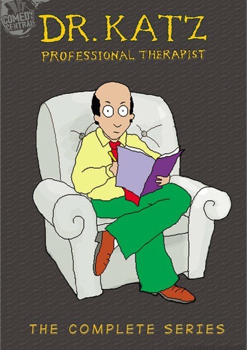 Dr. Katz: Professional Therapist - The Complete Series
