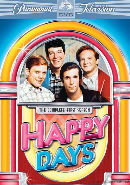 Happy Days: The Complete Seasons 1 - 3