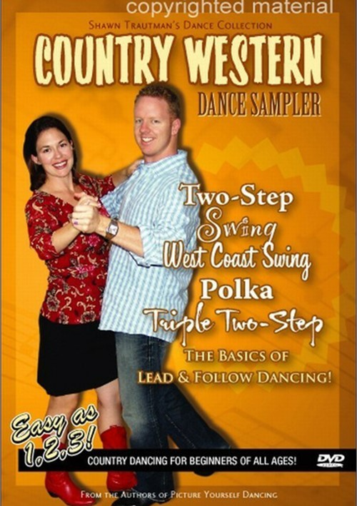 Country Western Dance Sampler