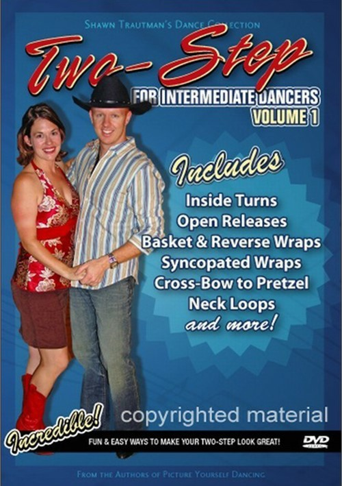 Two-Step For Intermediate Dancers: Volume 1