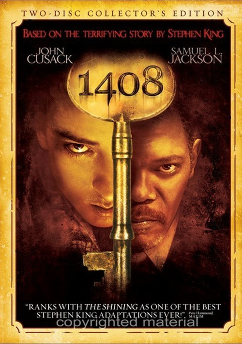 1408: 2 Disc Collectors Edition
