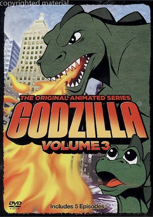 Godzilla: The Original Animated Series - Volume 3