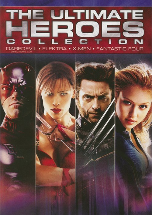 Ultimate Heroes Collection, The