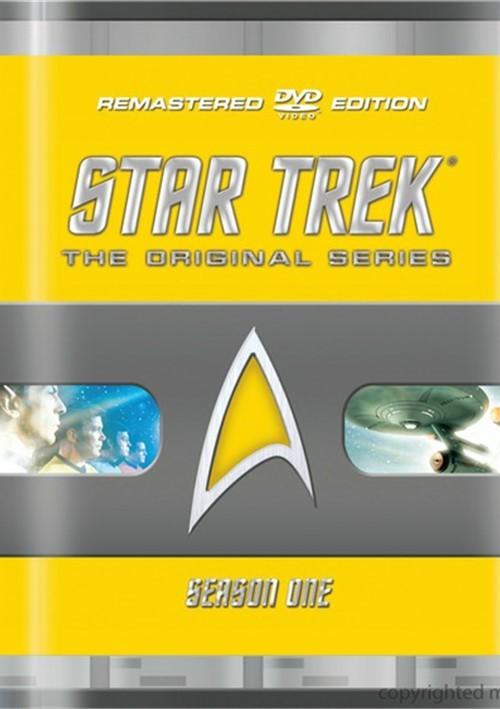 Star Trek: The Original Series - The Complete First Season