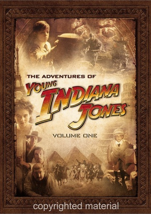 Adventures Of Young Indiana Jones, The: Volume One