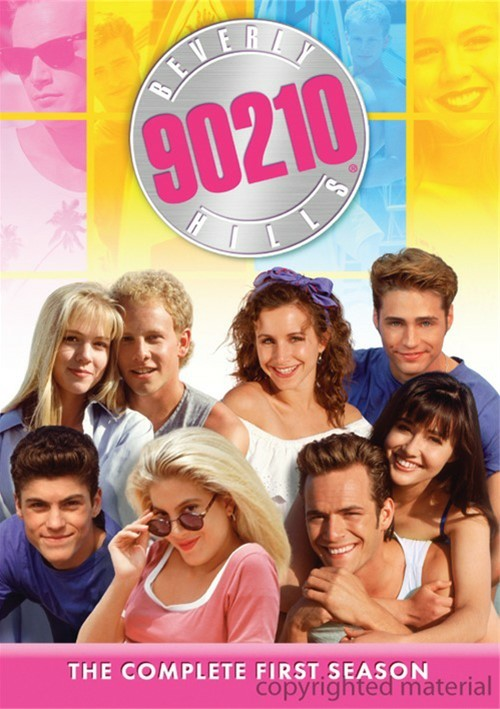 Beverly Hills 90210: The Complete Seasons 1 - 3