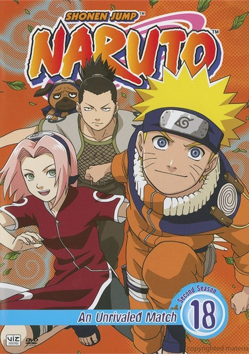 Naruto: Volume 18