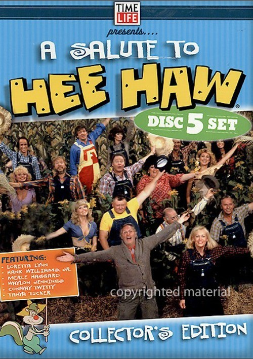 Salute To Hee Haw, A: Collectors Edition