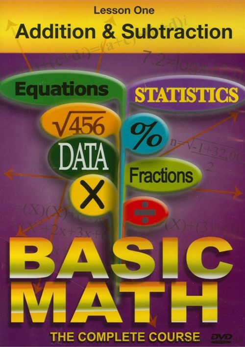 Basic Math: Addition & Subtraction
