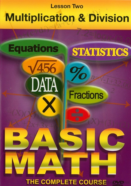 Basic Math: Multiplication & Division