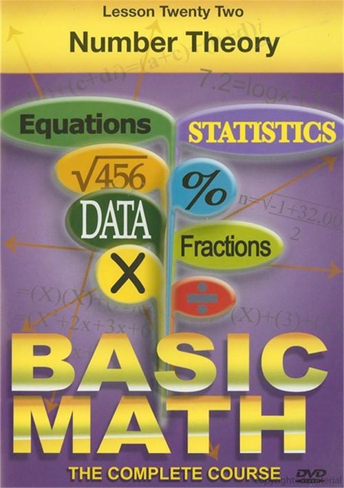 Basic Math: Number Theory