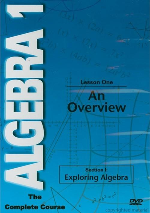 Algebra: An Overview