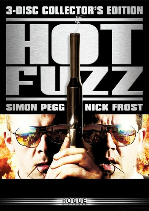 Hot Fuzz: 3 Disc Collectors Edition