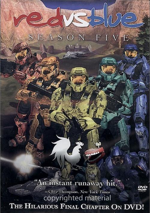 Red Vs. Blue: Season Five