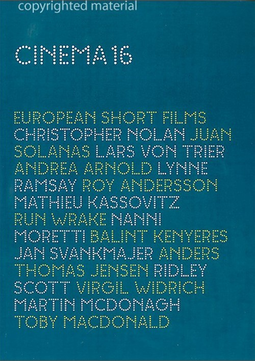 Cinema 16: European Short Films