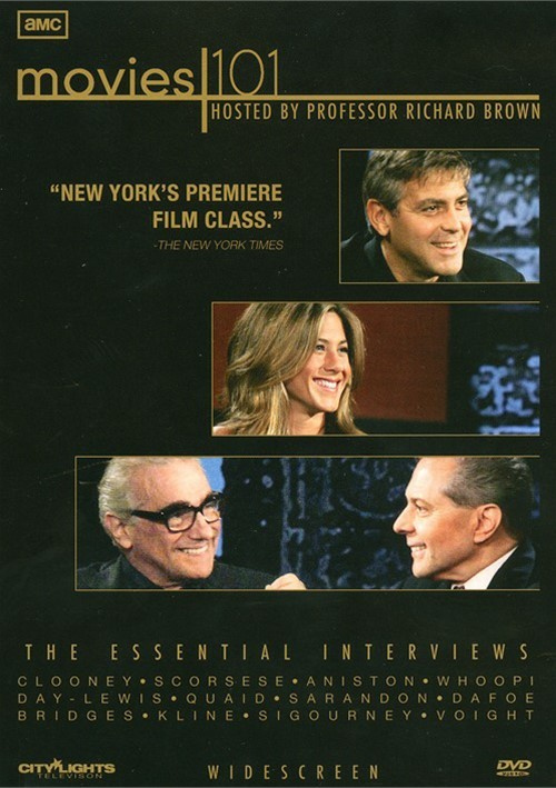 Movies 101: The Essential Interviews
