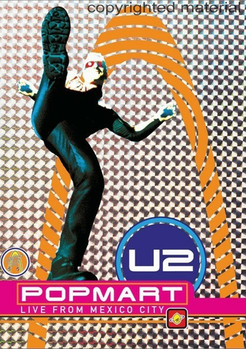 U2: Popmart Live In Mexico City
