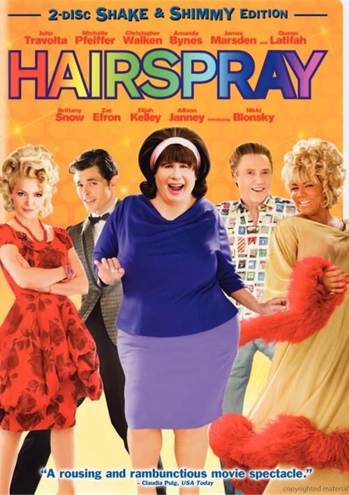 Hairspray: 2 Disc Shake & Shimmy Edition