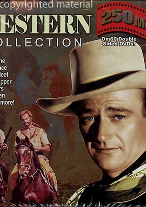 Western Classics: 250 Movie Megapack