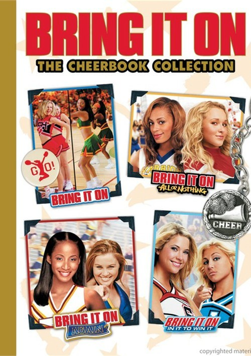 Bring It On: Cheerbook Collection