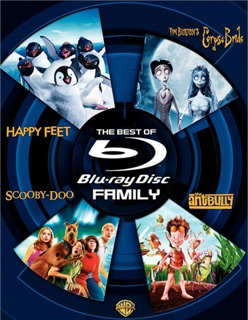 Best Of Blu-Ray, The: Family