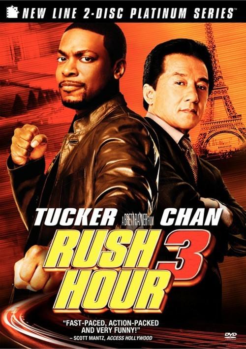 Rush Hour 3: 2 Disc Platinum Series