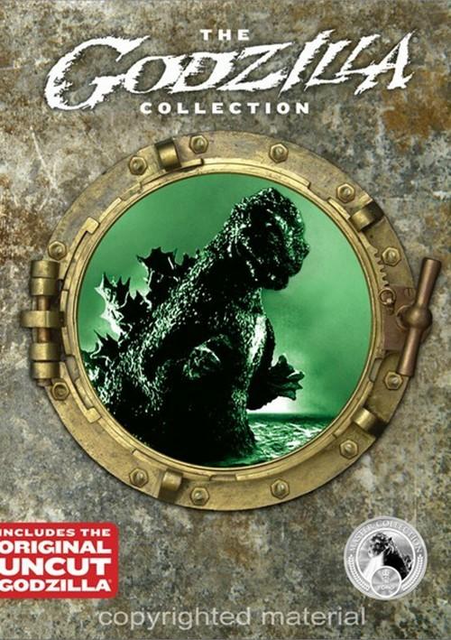 Godzilla Collection, The