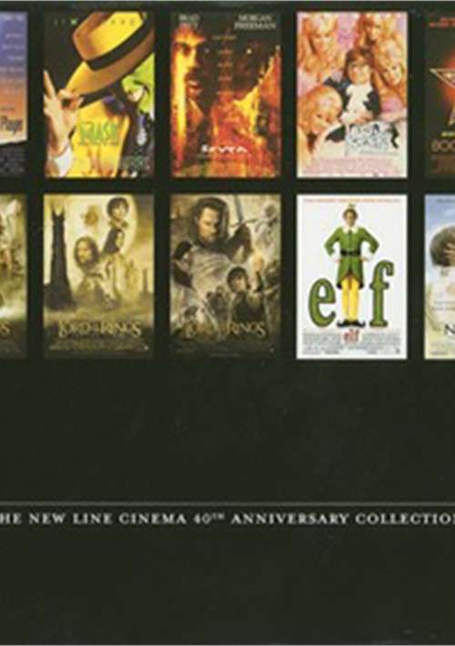 New Line Cinemas 40th Anniversary Collection