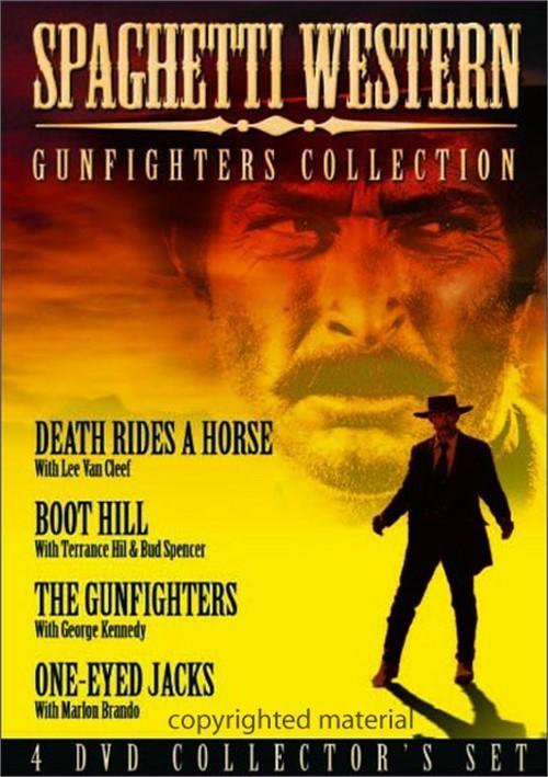 Spaghetti Western: Gunfighters Collection