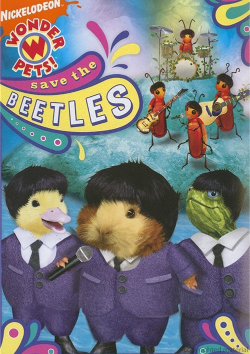Wonder Pets: Save The Beetles