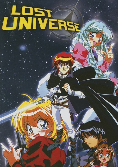 Lost Universe: Thinpak Collection