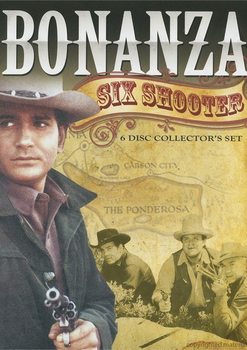 Bonanza: Six Shooter Collectors Set