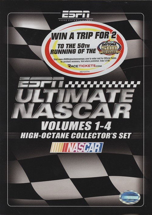 ESPN Ultimate NASCAR High-Octane Collectors Set