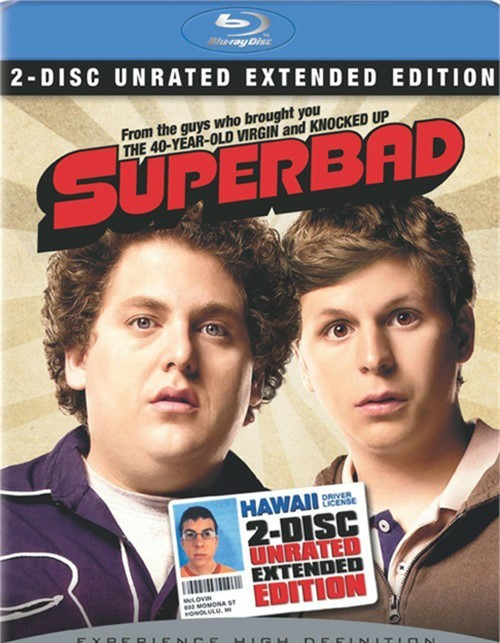 Superbad: Unrated Special Edition