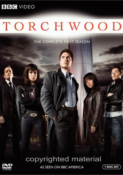 Torchwood: The Complete First Series