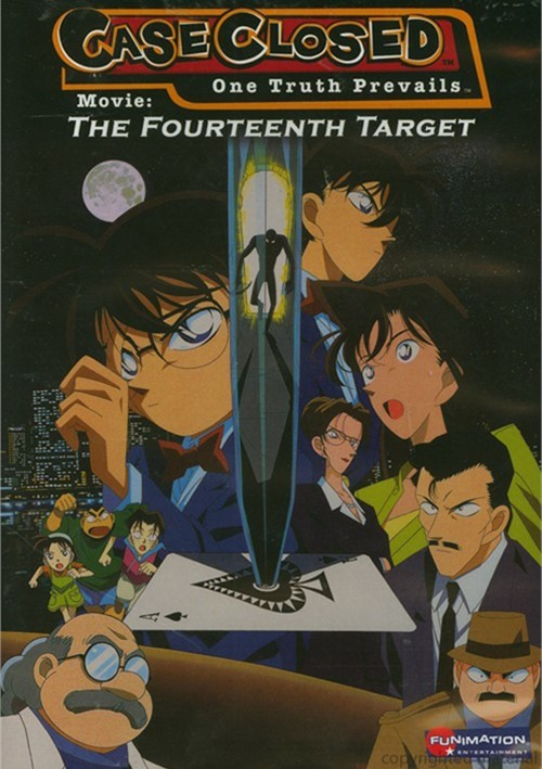 Case Closed: The Fourteenth Target - The Movie