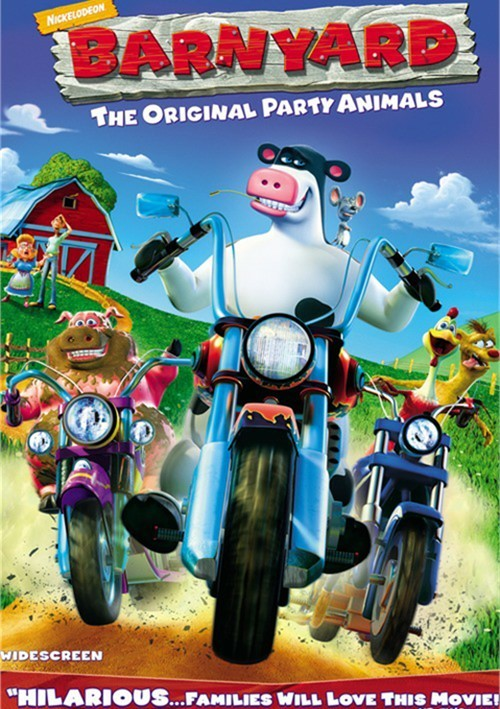 Barnyard / SpongeBob SquarePants Movie, The (2 Pack)