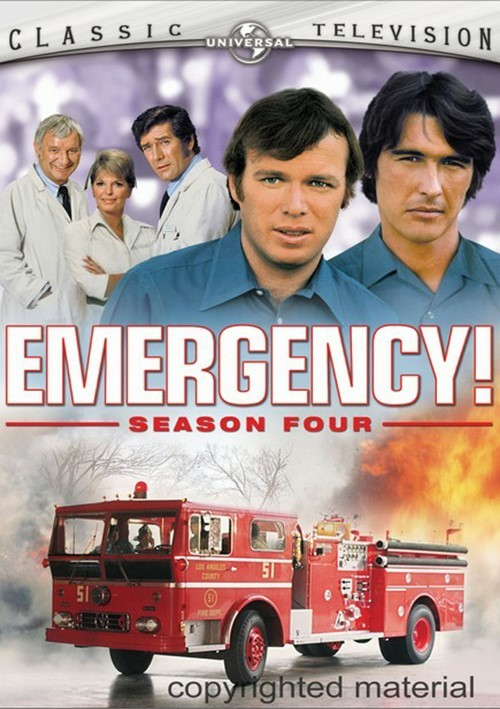 Emergency!: Season Four