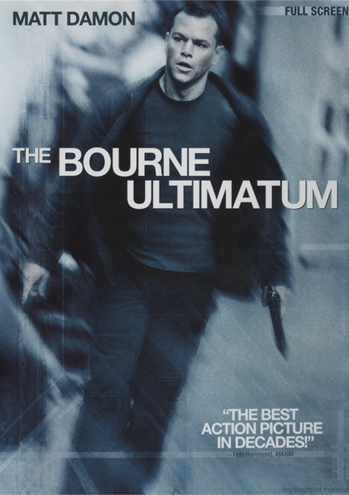 Bourne Ultimatum, The (Fullscreen)