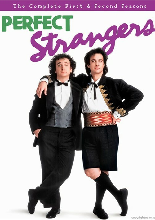 Perfect Strangers: The Complete First & Second Seasons