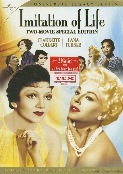 Imitation Of Life: Two Movie Special Edition