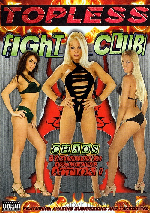 Topless Fight Club: Chaos
