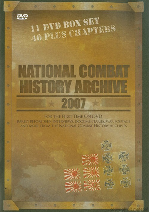 National Combat History Archive: Combat History Archive 2007