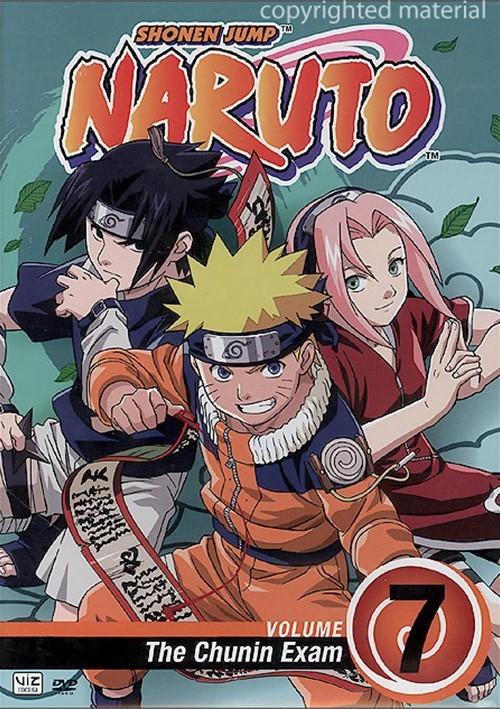 Naruto: Volume 7