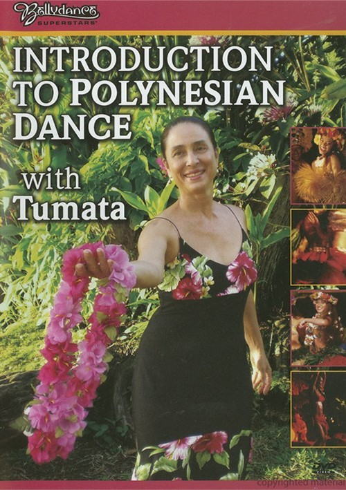 Introduction To Polynesian Dance With Tumata