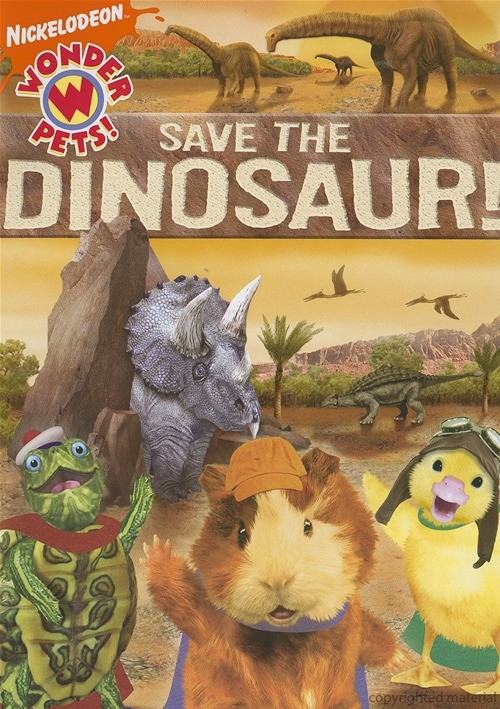Wonder Pets: Save The Dinosaur